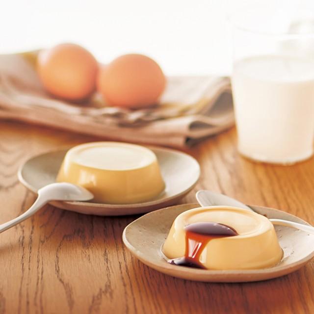 秋川牧園 秋川牧園の卵でつくったたまご村プリン 9個