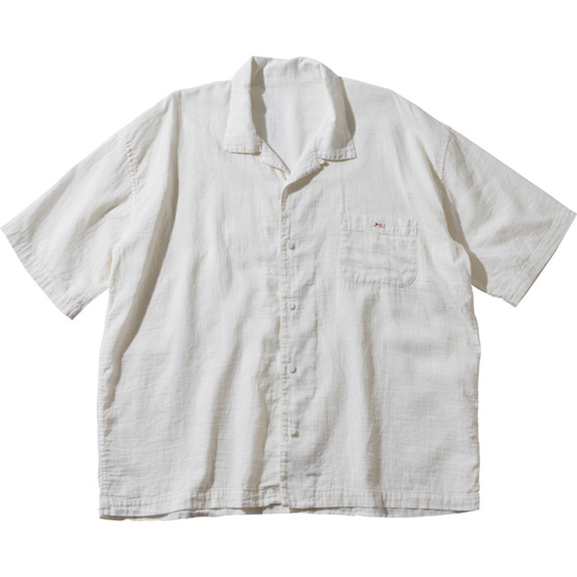 GAUZE SHORT SLEEVE SHIRT