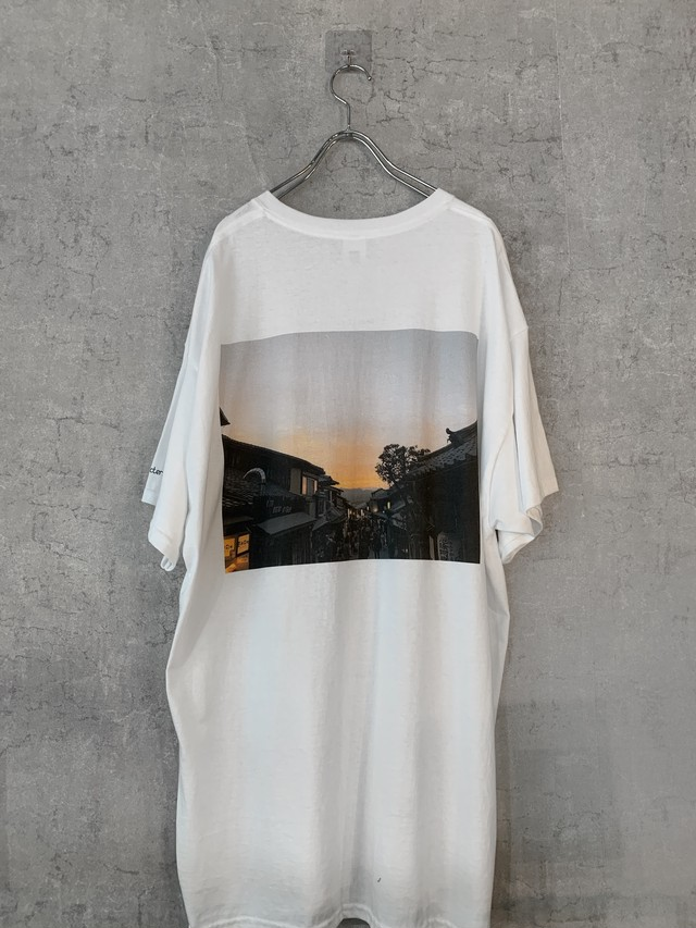"""Connecter Tokyo Embroidery  """"kyoto city  """" 京都のあの坂 """""""