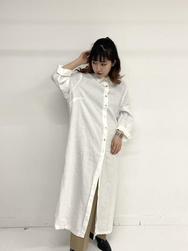 simple shirt one-piece /3SSOP01-12