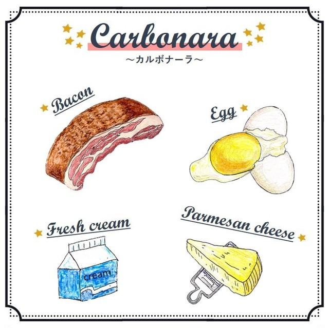 4食セット『濃厚 本気のカルボナーラ』パスタセット (1食パック×4袋)