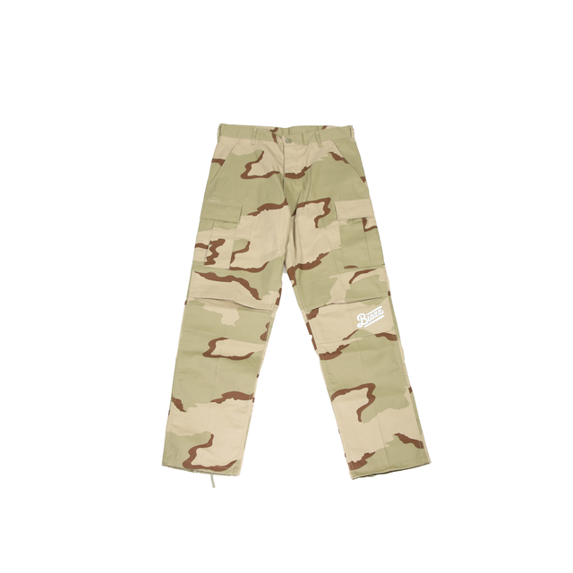 KB 6-POCKET CARGO PANTS [DESERT CAMO]