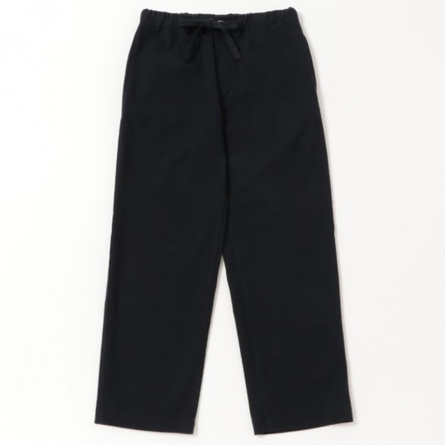 niuhans / Military Cotton Flannel Pyjama Pants[Navy]