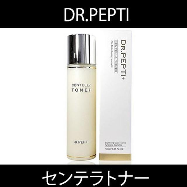 DR.PEPTI センテラトナー180ml★国内発送★