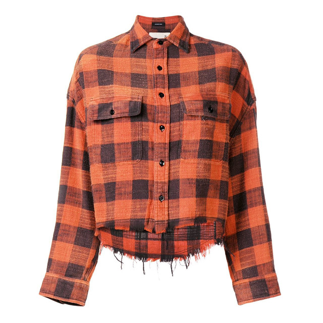 R13   R13W7298    RED PLAID