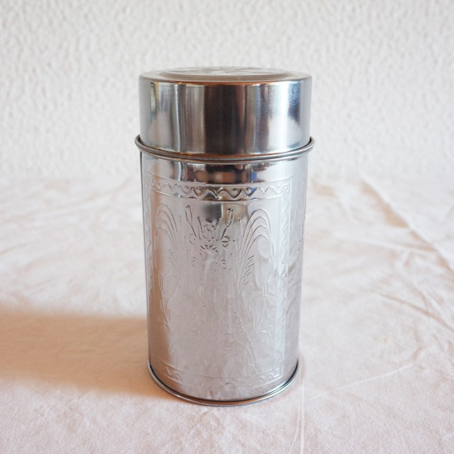 【台湾】 茶筒 (大) 茶缶