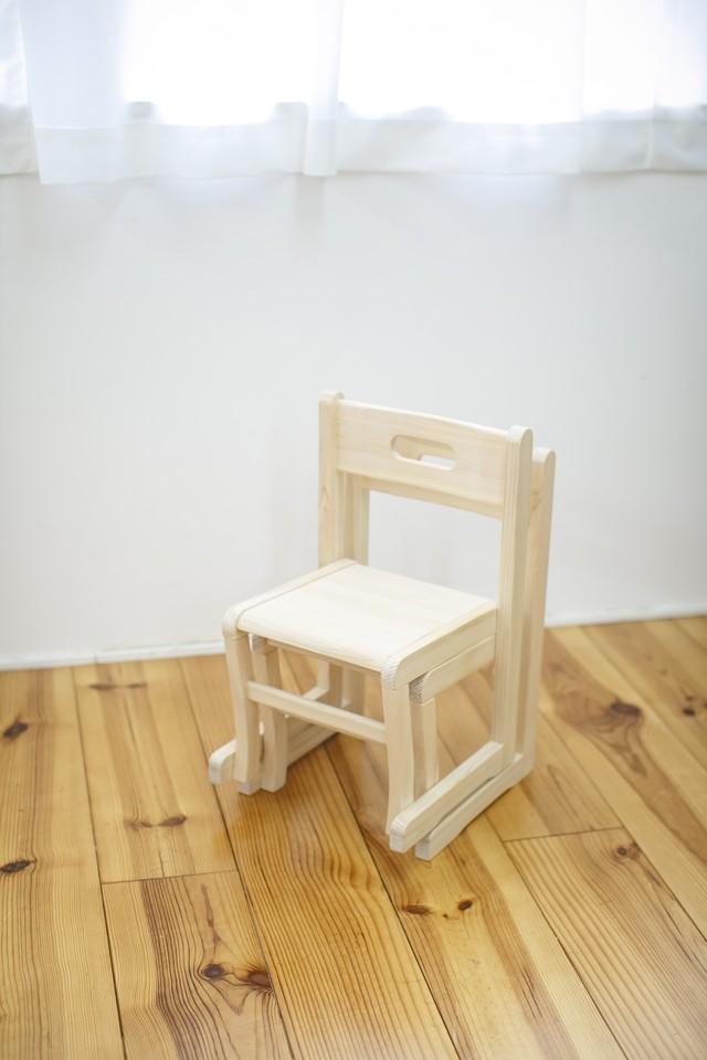 スタッキングチェア STACKING CHAIRS   木製家具 子ども用いす