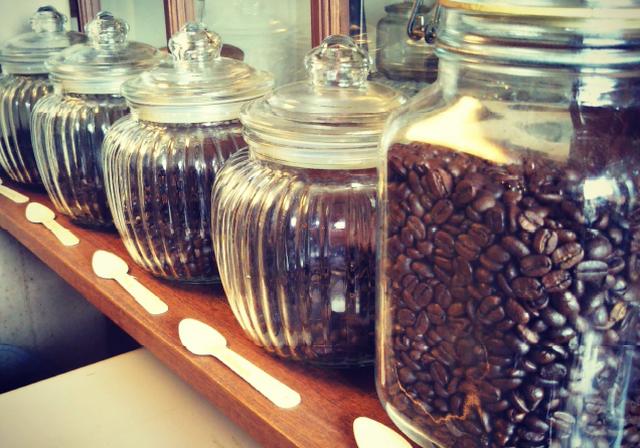 Huckleberry Coffee 丸池のブレンド(豆・粉)