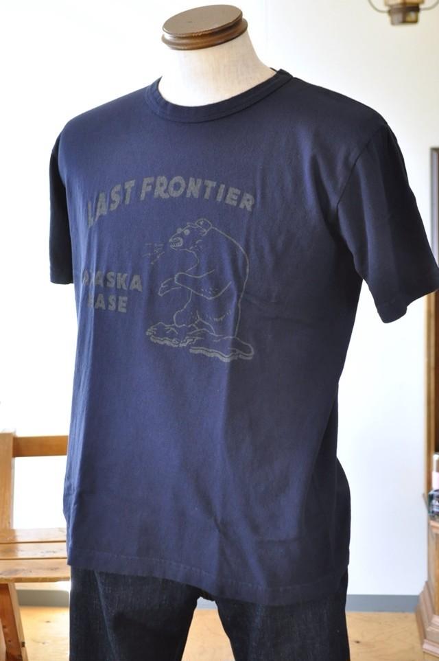 バーンズ BARNS 半袖Tシャツ メンズ プリントTシャツ BR7911 天竺