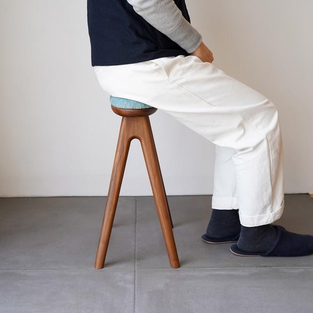 HOLM230 amba stool H53cm