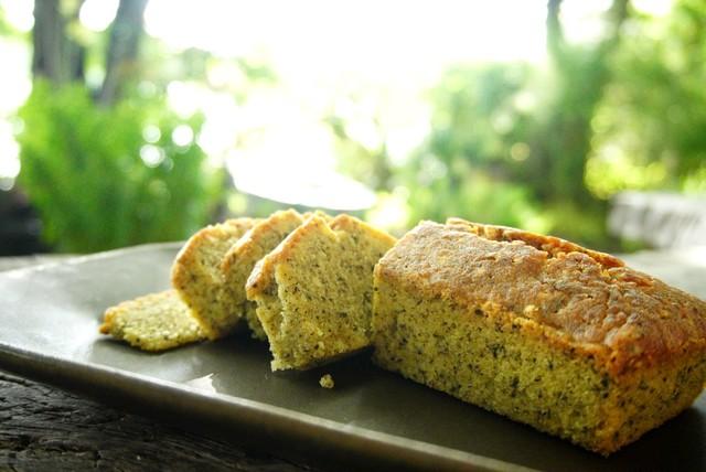米粉のパウンドケーキ(アールグレイ)