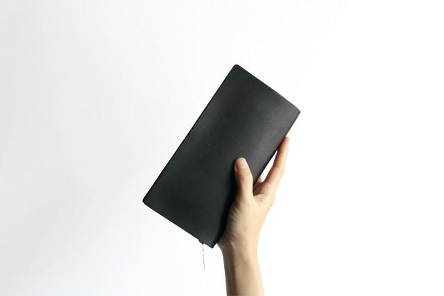 mu long wallet -black-