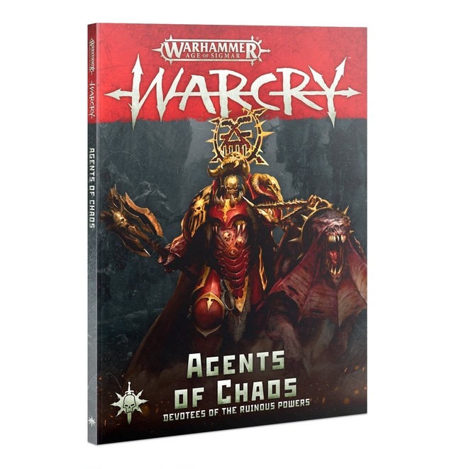 WARCRY: AGENTS OF CHAOS (JAPANESE)