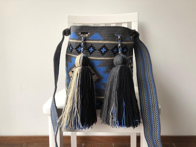 Wayuu bag (ワユーバッグ) Exclusive Line Mサイズ (再入荷予定あり)