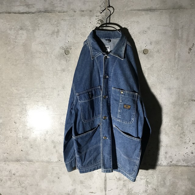 [used] three pockets designed coverall