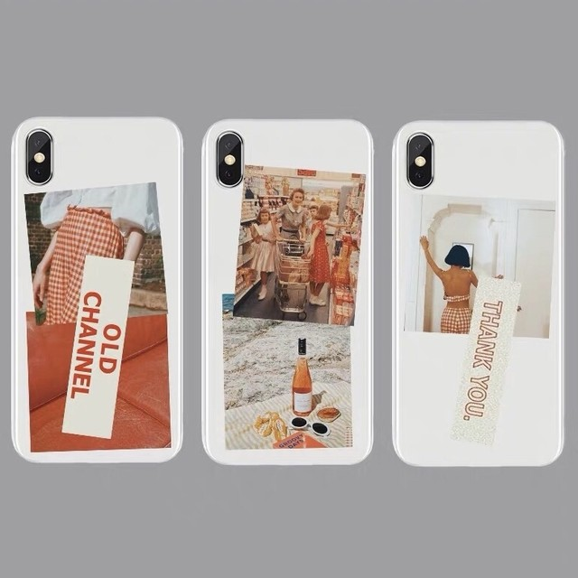 rétro card set + iPhone case