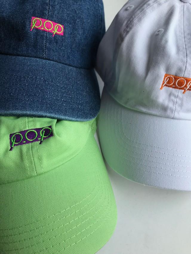 P.O.P CAP 2019 SUMMER - メイン画像