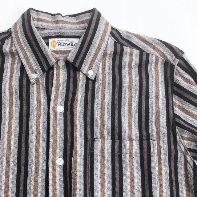 "Yellow Rat ""Convertible Collar Button-down Shirts"""