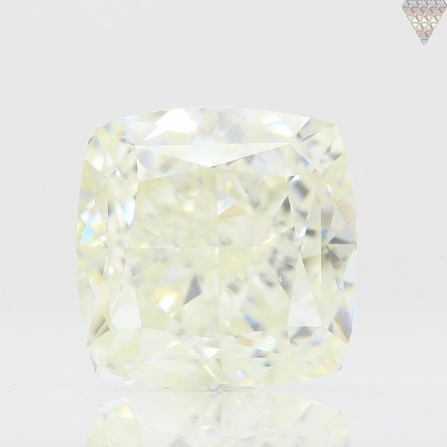 1.29 ct L VS2 CUSHION GIA 天然  ダイヤモンド ルース