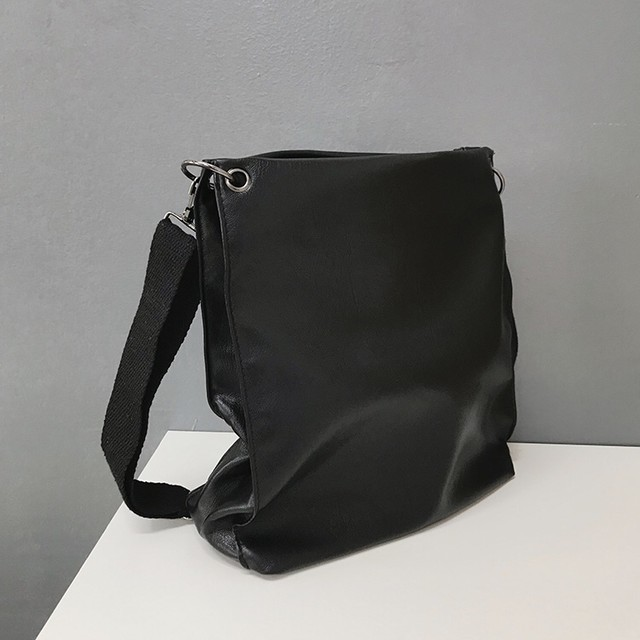 leather messenger bag PD1964