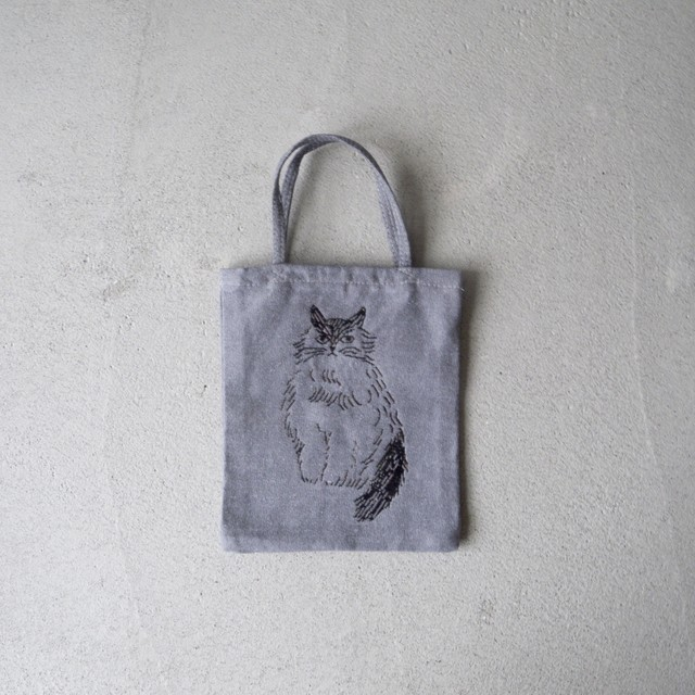 松尾ミユキ Mini bag fluffy