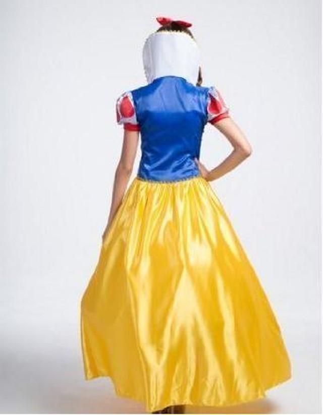 白雪姫 衣装