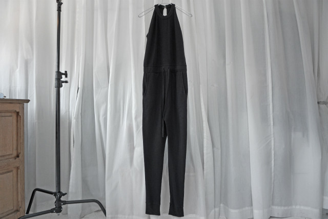 thom krom /JUMP SUITS / BLK