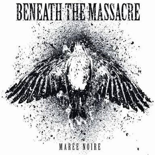 【USED】BENEATH THE MASSACRE / Marée Noire