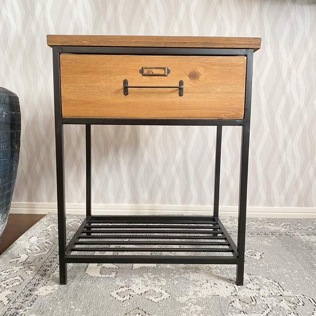 Vintage Side Table / ヴィンテージスタイル サイドテーブル