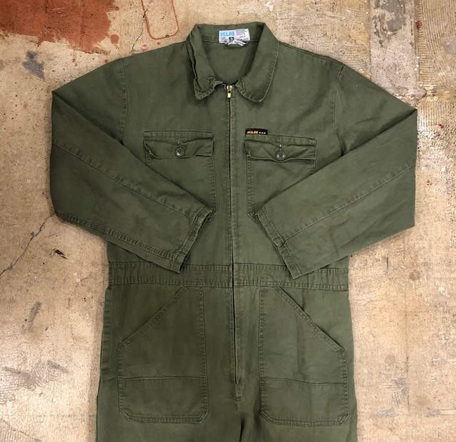 KLM Military Design Jumpsuit ¥8,900+tax