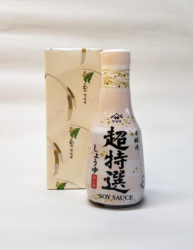 【小倉醤油】五郎左衛門/十二ヶ月天然醸造しょうゆ  360ml