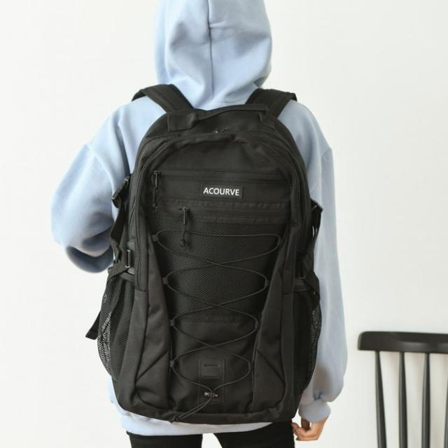 【送料無料】機能性あり ♡ カジュアル メンズライク 大人可愛い バックパック リュック カバン バッグ