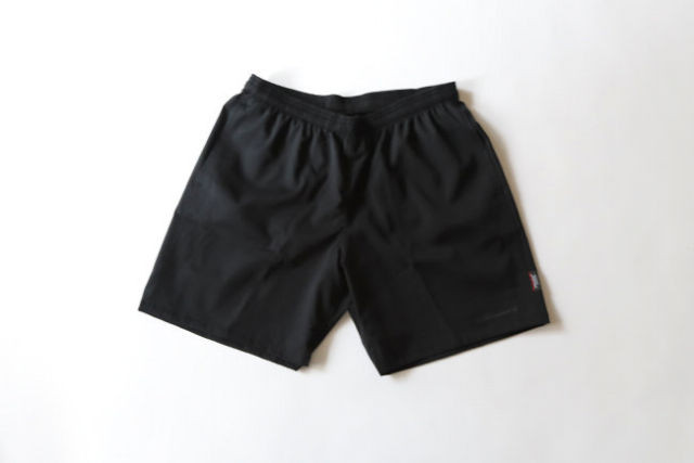 【Answer4】 3Pocket Short Pants (Black)