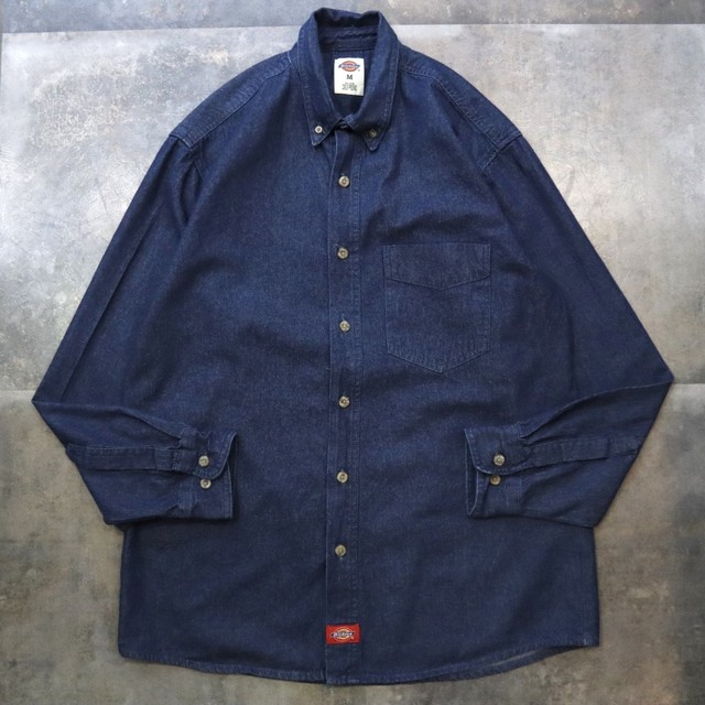 Dickies one point denim shirt