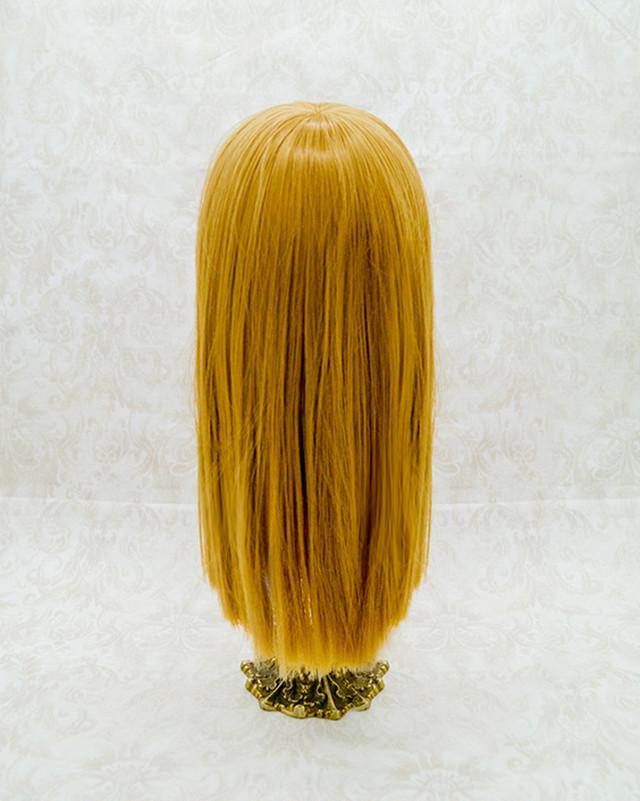 フロランタンストレート[12inch]サンストーン 髪ありブライス ドール ウィッグ DWL001-A112-12in