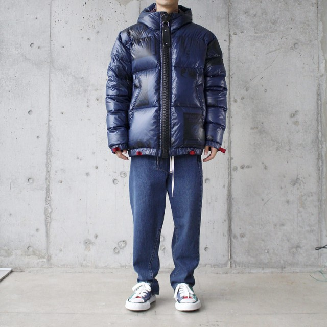 TRASH BAG BLOUSON / A01BL061