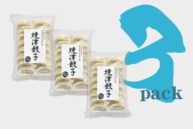 焼津餃子「16個入り×3袋」セット
