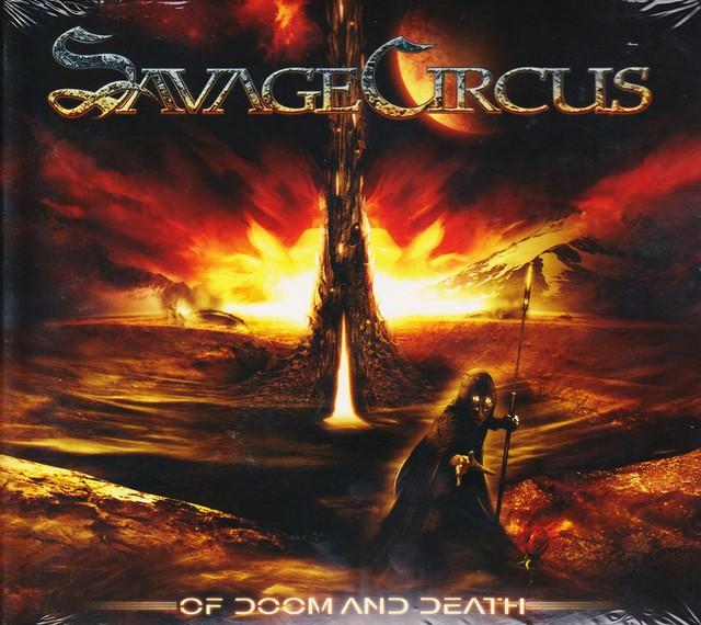 SAVAGE CIRCUS 『Of Doom and Death (Digi)』