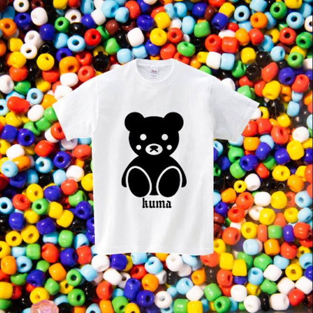 KUMAのTシャツ