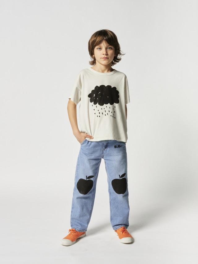 【予約5月中入荷】bobochoses(ボボショセス)-21ICONICCOLLECTION-  T-shirt  くも