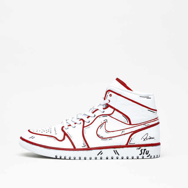 ANIMATION JORDAN RED