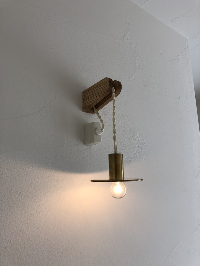 ペンダント照明用ブラケット