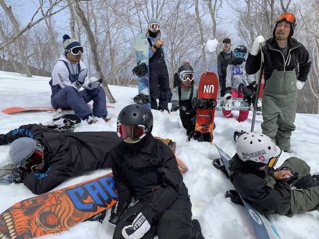 2020年1月25日(土)26日(日)PSフリーライディングスクール・石川県セイモアスキー場開催
