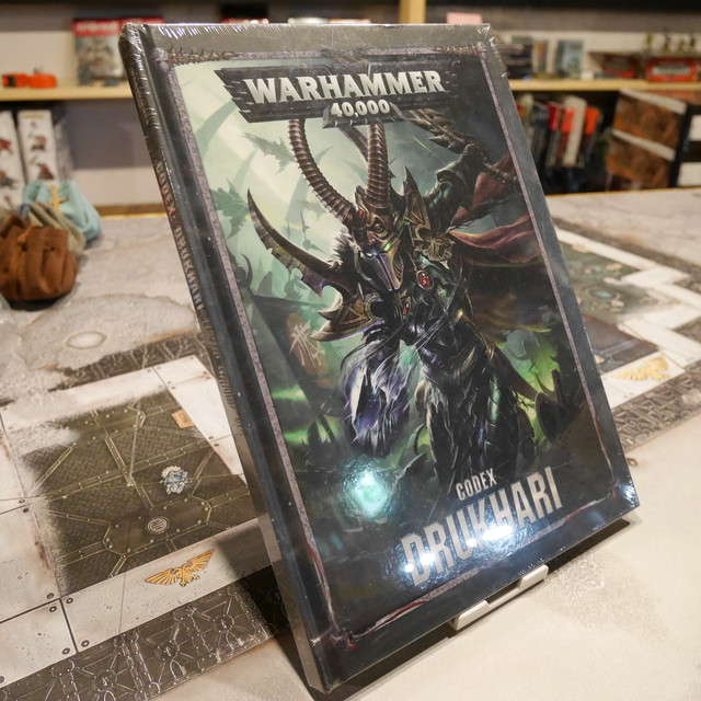 CODEX DRUKHARI(8版)