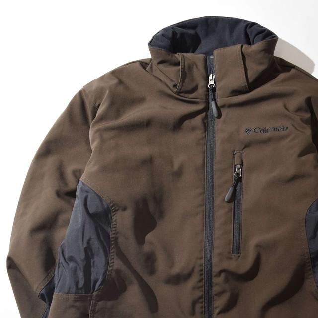 【Mサイズ】COLUMBIA コロンビア JACKET ジャケット BROWN ブラウン M 400610190950