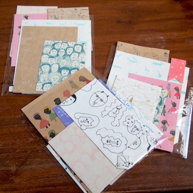 【CHIQON】PAPER IN  便箋