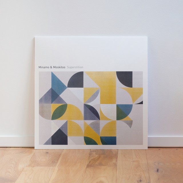 "Minamo and Moskitoo ""Superstition""(12"" LP)"