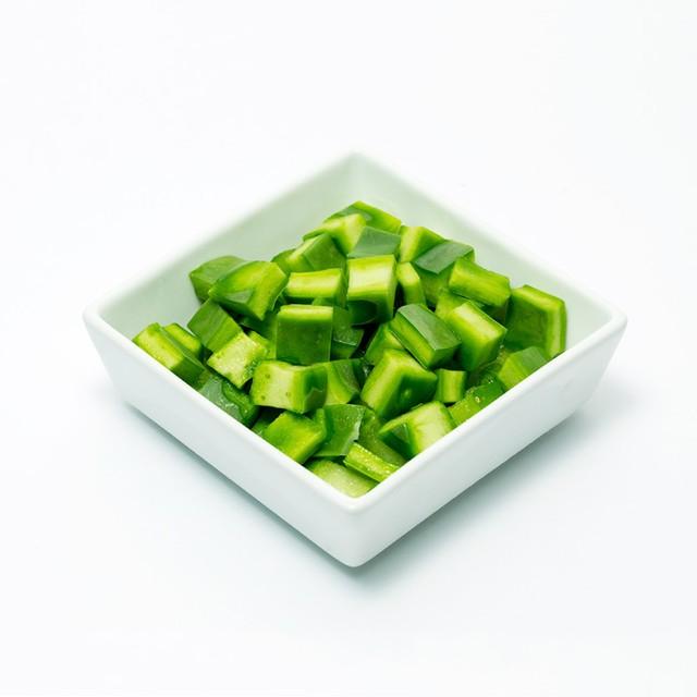 食べるサボテン 太陽の葉 ひとくちカット(冷凍)(200g)