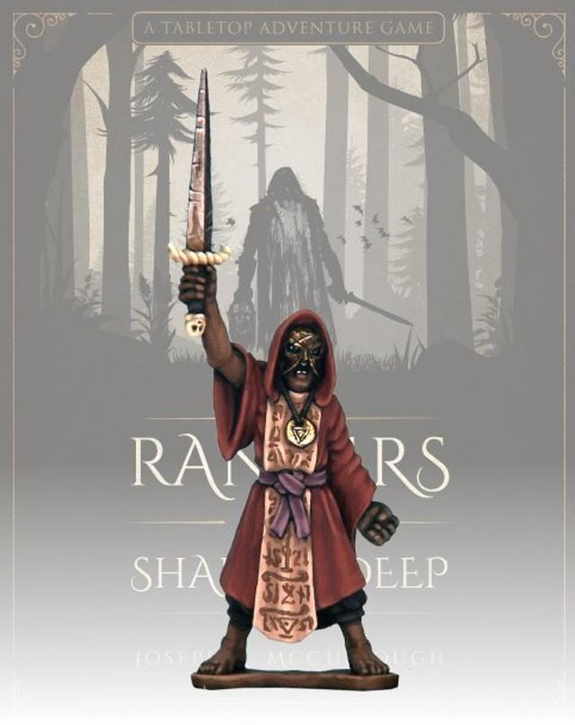 カルティスト・リーダー(Rangers of Shadow Deep 10)