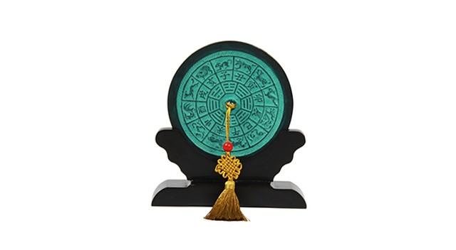 中華十二支魔鏡